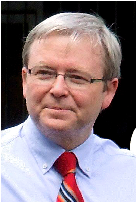 A contemporary Kevin Rudd